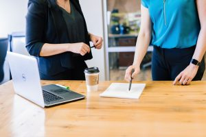 Work with a Property Management Company